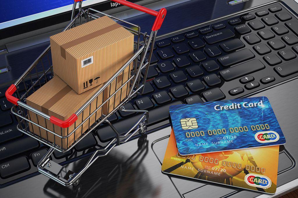 Online áruház / E-kereskedelem